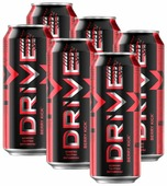 Энергетический напиток Drive Me ягоды