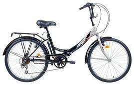 Подростковый городской велосипед Aist Smart 24 2.0 (2016)