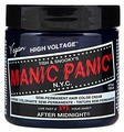 Крем Manic Panic High Voltage After Midnight синий оттенок