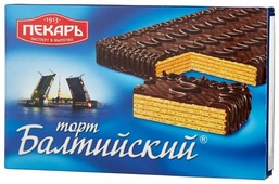 Торт Пекарь Балтийский