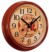 Часы настенные кварцевые Алмаз A66