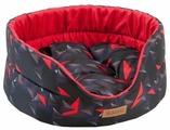 Лежак для кошек, для собак Katsu Yohanka Shine Геометрия 3 52х46х19 см