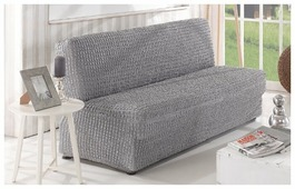 Чехол KARNA для двухместного дивана без подлокотников