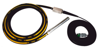 Электрический глубиный вибратор высокочастотный ВПК Механизация 60T