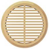 Вентиляционная решетка ERA 05ДП 1/4