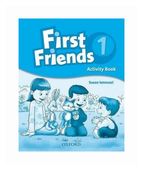 "Iannuzzi Susan ""First Friends 1. Activity Book"""