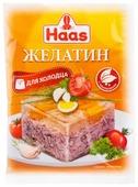 Haas Желатин для холодца с приправами