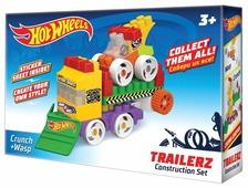 Конструктор Bauer Hot Wheels 724 Trailerz Crunch + Wasp