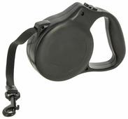 Поводок-рулетка для собак КАСКАД Автоматическая ленточная (50 кг)