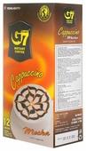 Растворимый кофе Trung Nguyen G7 Cappuccino Mocha, в стиках