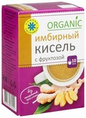 Компас Здоровья Кисель имбирный с фруктозой