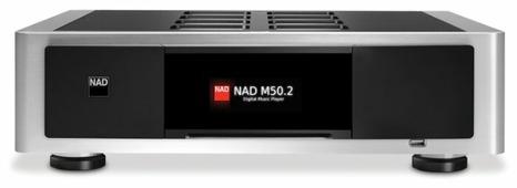 CD-транспорт NAD M50.2