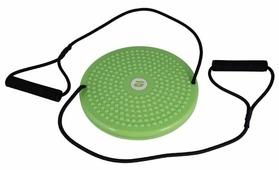 Тренажер универсальный ATEMI диск здоровья массажный с эспандерами AMD03