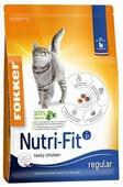 Корм для кошек Fokker Nutri-Fit / 4102