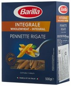 Barilla Макароны Integrale Pennette Rigate цельнозерновые, 500 г