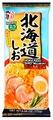 Itsuki Foods Лапша рамен Хоккайдо шио с соусом 172 г