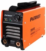 Сварочный аппарат PATRIOT 230DC MMA (MMA)