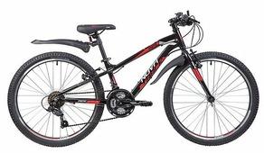 Подростковый горный (MTB) велосипед Novatrack Prime 24 (2019)