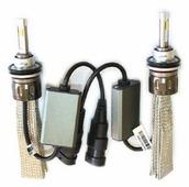 Лампа автомобильная светодиодная Recarver Type F H8/H9/H11 7000 lm 6000K RECTFLEDH11-6-2canbus 2 шт.