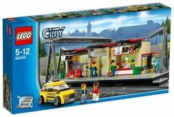 Конструктор LEGO City 60050 Железнодорожная станция