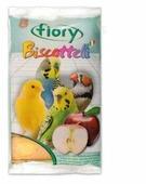Лакомство для птиц Fiory Biscottelli с яблоком (02005)