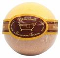 Solline Бомбочка для ванн Молочные ванны Молочный шоколад 150 г