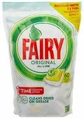 Капсулы для посудомоечных машин FAIRY Всё в 1 Лимон 42 штуки (8001090041531)