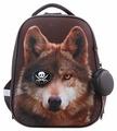 Hatber Рюкзак Ergonomic Wolf (NRk_30050)