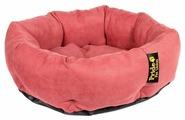 Лежак для собак PRIDE Ватрушка Дели (10011291/10011311) 45х45х12 см