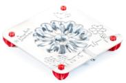 Форма для мармелада Леденцовая фабрика Цветок (0048)
