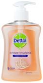 Мыло жидкое Dettol Антибактериальное c ароматом грейпфрута