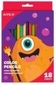 Kite цветные карандаши Jolliers, 18 цветов (K19-052-5)