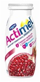 Кисломолочный напиток Actimel гранат 2.5%, 100 г