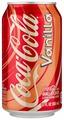 Газированный напиток Coca-Cola Vanilla, США