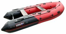 Надувная лодка HUNTERBOAT Хантер 380 ПРО