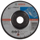 Шлифовальный абразивный диск BOSCH Standard for Metal 2608603182