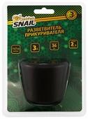 Разветвитель прикуривателя Golden Snail GS9106