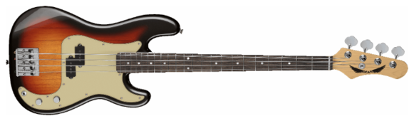 Бас-гитара Dean Paramount