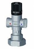 """Трехходовой смесительный клапан термостатический FAR 3951 1 муфтовый (НР), Ду 25 (1""""), Kvs 3"""