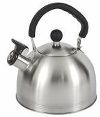 Чайник со свистком Lumme LU-268 (черный)