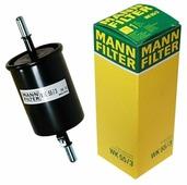 Топливный фильтр MANNFILTER WK55/3
