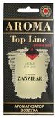 AROMA TOP LINE Ароматизатор для автомобиля Aroma №49 Zanzibar Van Cleef & Arpels 14 г