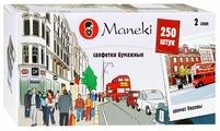 Салфетки Maneki Dream с ароматом Европы 21 х 20 см