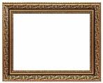 Рама Белоснежка Melissa (1222-BL) 40x30 см