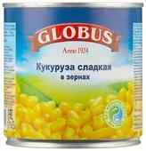 Кукуруза сладкая Globus жестяная банка 340 г