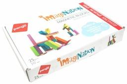 Магнитный конструктор Pengo Magnetic Blocks P00425 Imagination PLUS