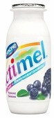 Кисломолочный напиток Actimel Функциональный напиток Черника/ежевика 2.5%, 100 г