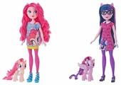 Кукла My Little Pony Equestria Girls Сквозь зеркало с пони, 29 см, E5657