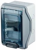 Щит распределительный Legrand 601974 навесной, пластик, модулей 4