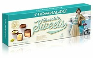 Набор конфет Комильфо Карамель /Фисташка /Кешью 174 г
